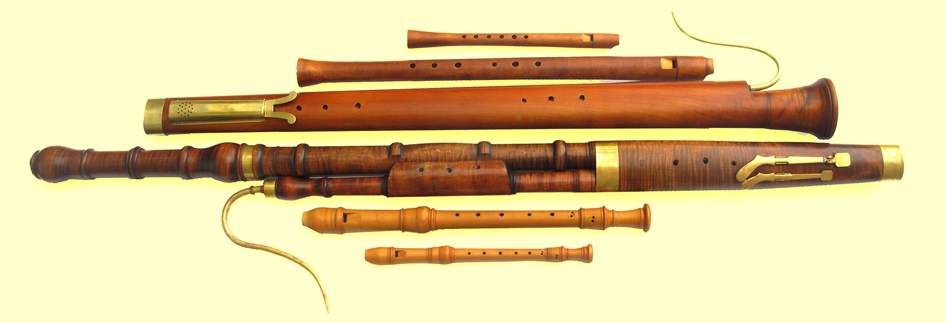 Rachel Begley Recorders And Historical Bassoons